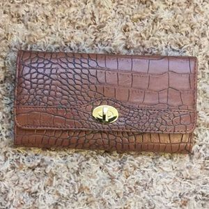 Other - Brown wallet
